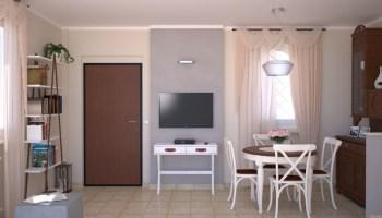 Progetto online 40 mq-Architettura a domicilio®