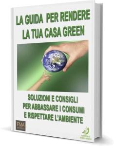 Guida gratuita per una casa a basso impatto ambientale