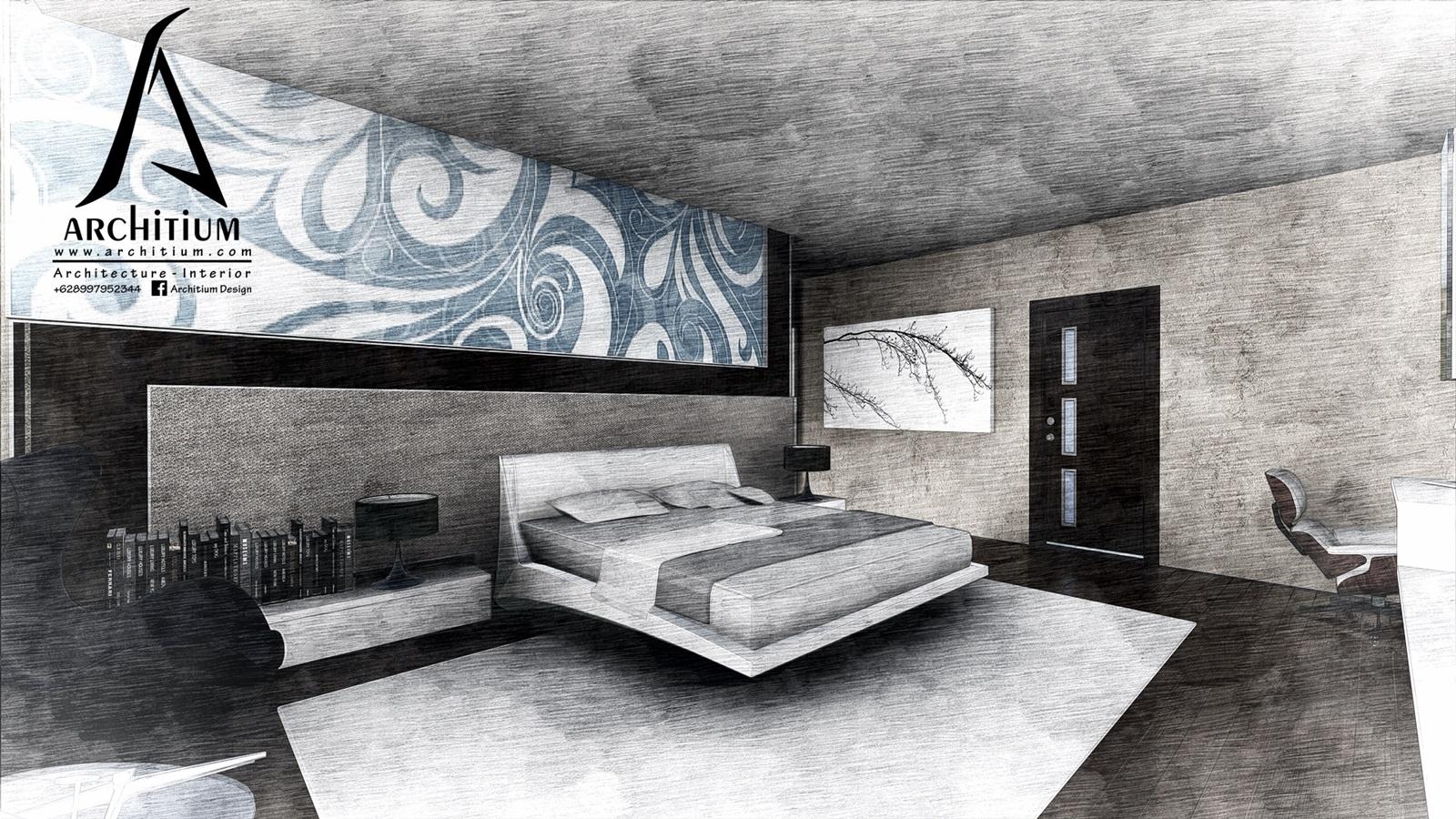 Interior-Apartment-Jakarta-Regatta-Master Bed 2s