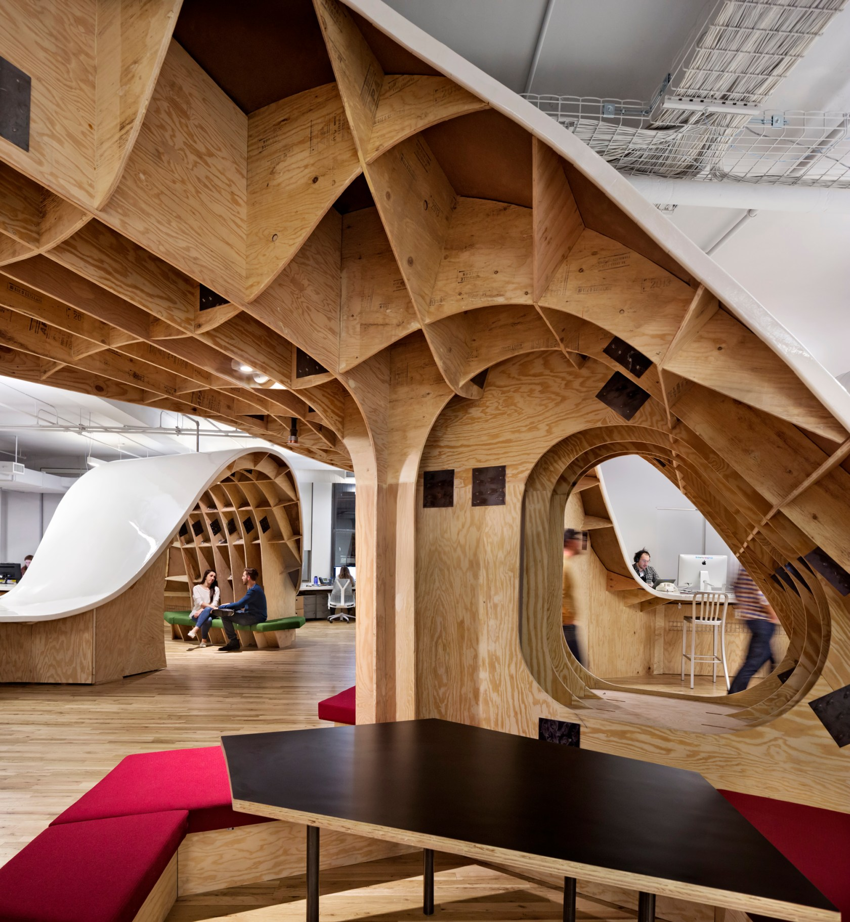 Clive Wilkinson Architects Architizer