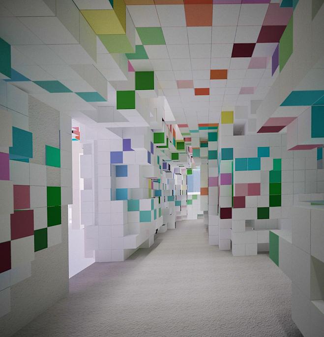 Halimoglu Paint Co Head Office And Showroom Interior