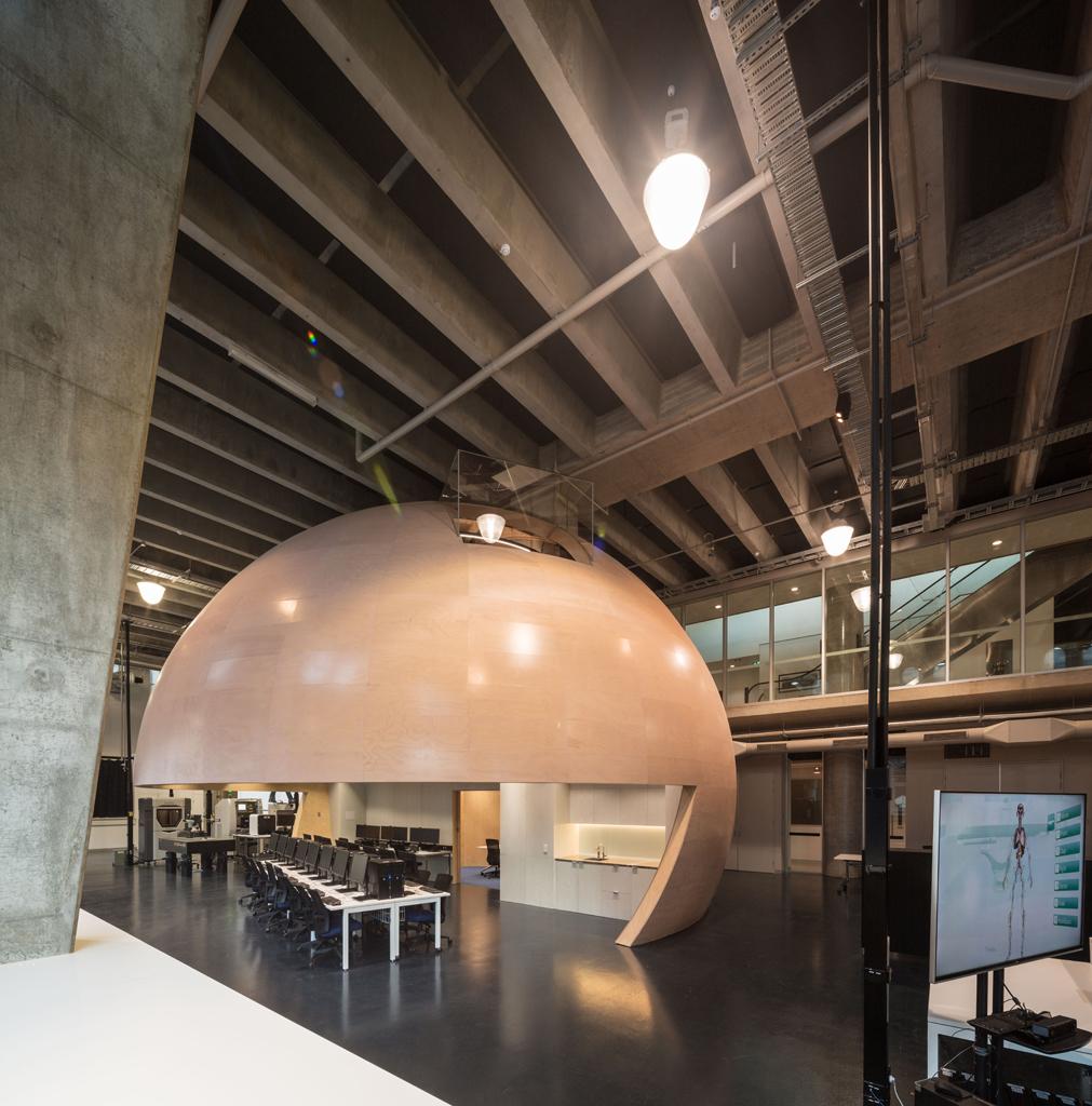 Swinburne University Of Technology Factory Of The Future