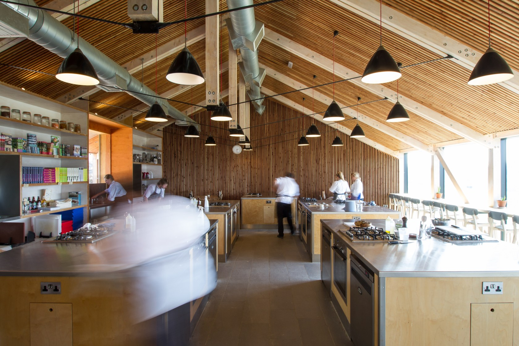 River Cottage Cookery School Architizer
