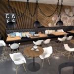 Urban Industrial Cafe By Salt Water Architizer