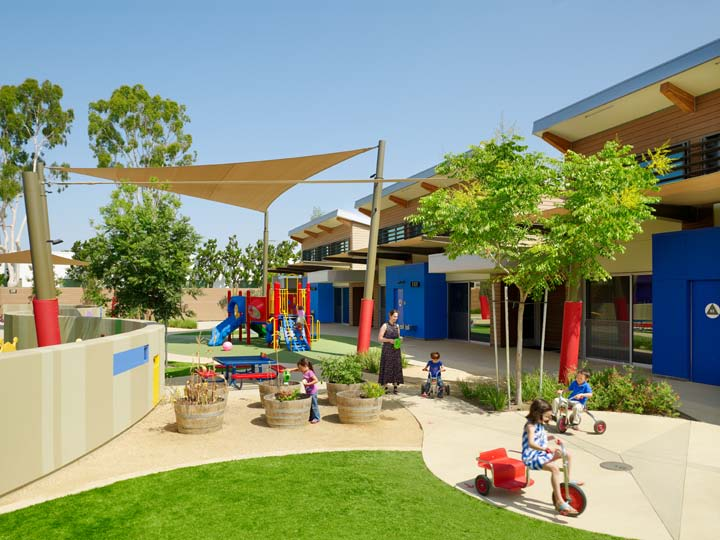 Glendale Childcare Center Architizer
