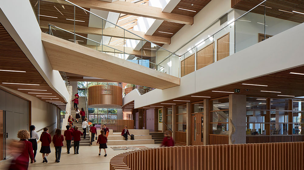 Architype Highgate Junior School The Uk S Leading