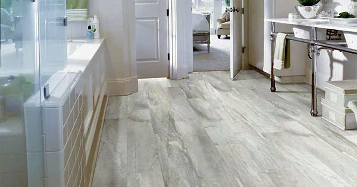 10 Reasons Vinyl Is The Best Flooring For Bathrooms