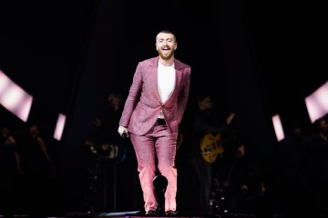 Sam Smith, Hallenstadion (Bild: Michelle Brügger