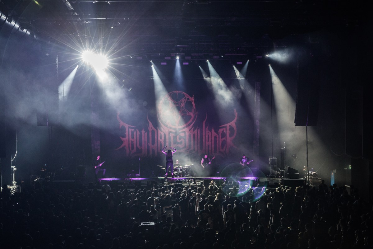NW Thy Art is Murder