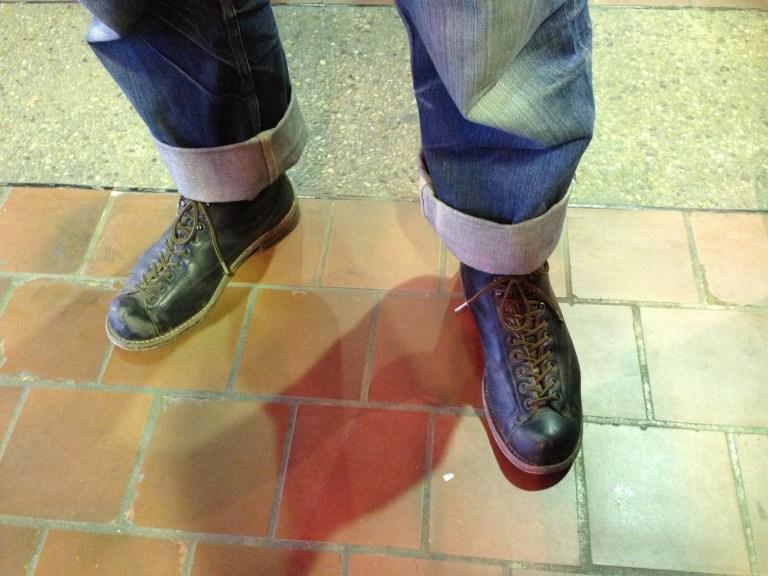 Rising Sun boots