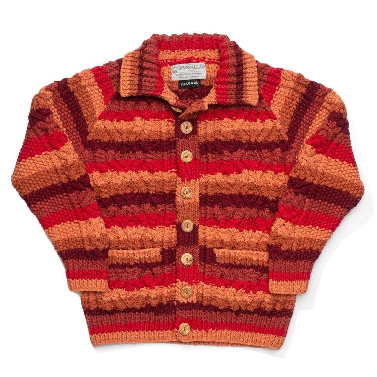 Inverallan x Allevol Sweater