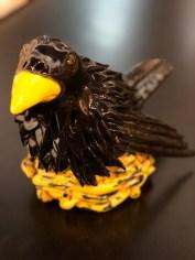 Nesting Crow, Eric Dahlin