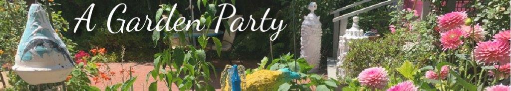 Stephanie Taylor Garden Party 2020