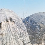 Shantytown Antenna in Bandar Abbas