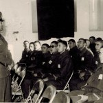 Receiving Military Instruction at Eshrat Abad