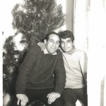 Armenian-Iranian Friends at the Christmas Tree