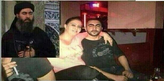 Simon Elliot, alias Al-Baghdadi, de père et mère juifs, et agent du Mossad