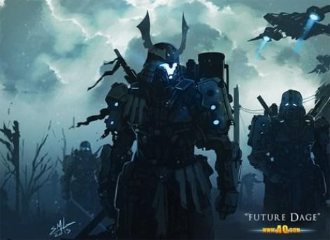 Resultado de imagem para aqw future legion