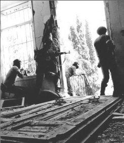 Տըքուանէէն յարձակում Թէլ Զաաթարի վրայ