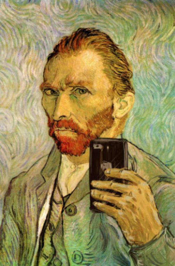 Van Gogh iPhone