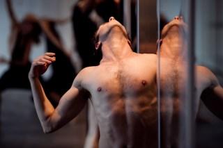 Sydney Dance Company promo shoot stills