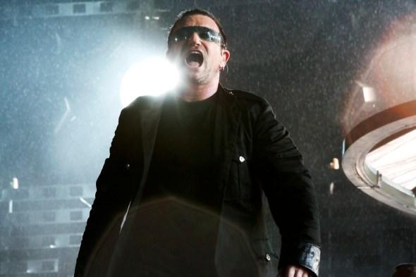 U2: photographer friendly
