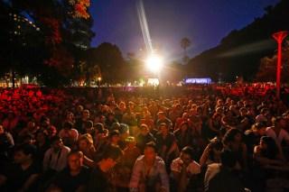 Sydney Festival First Night