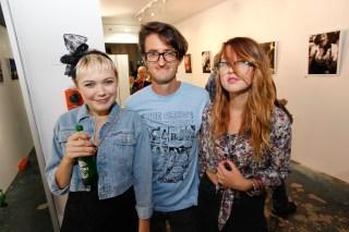 Emma, Bobby and Marissa