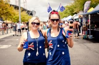 Big Day Out Sydney 2012