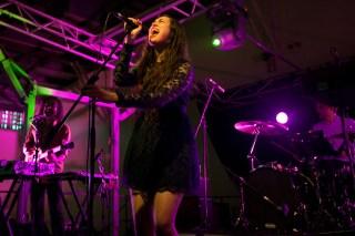 Cults - Laneway Festival Brisbane 2012
