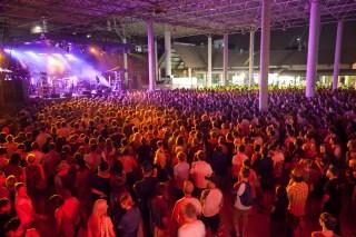 Laneway Festival Brisbane 2012