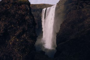 Iceland waterfaull
