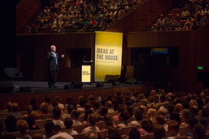 Martin Seligman on Well-being and happiness