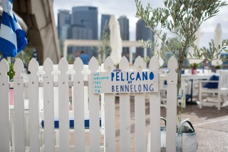 Pelicano at Bennelong