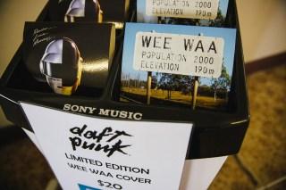Daft Punk Wee Waa
