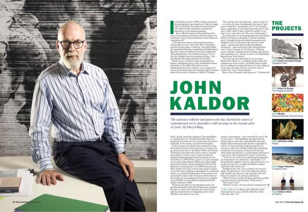 John Kaldor