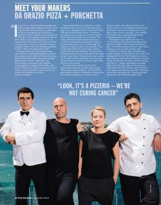 Maurice Terzini and co's new Italian restaurant venture