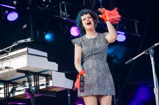 Regine from Arcade Fire