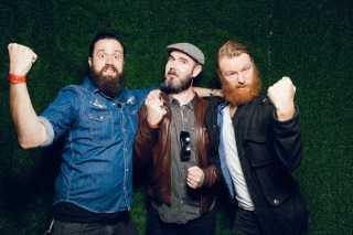 Gay Paris - Rolling Stone Awards 2014