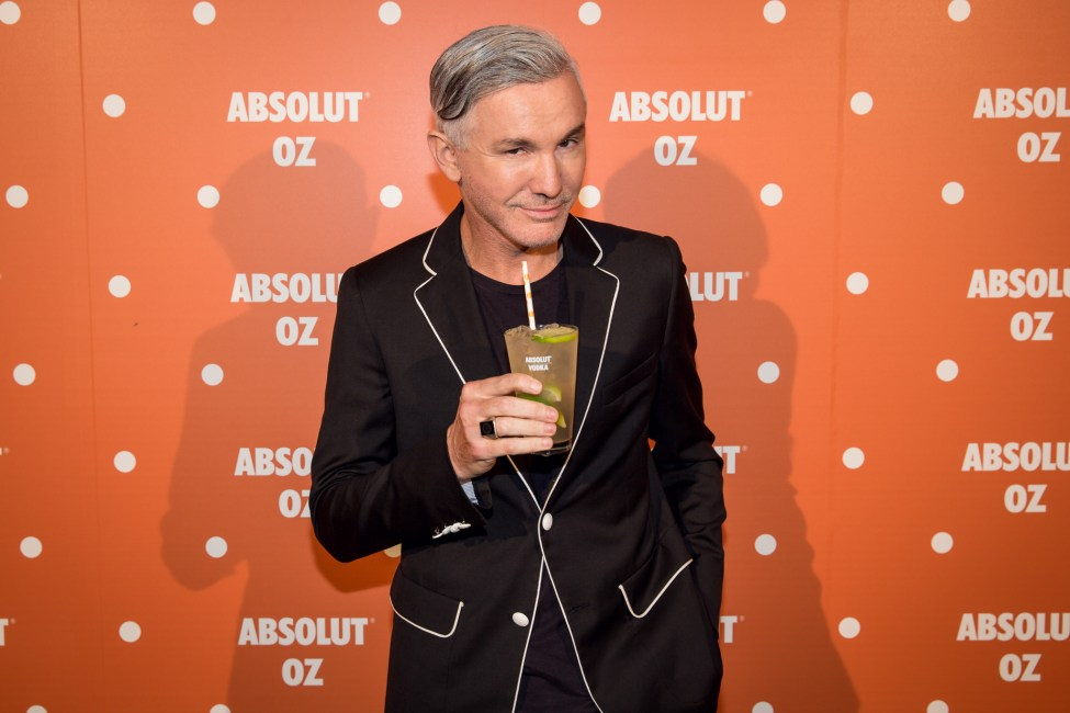 Baz Luhrmann launches Absolut Oz
