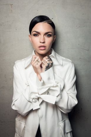 Ruby Rose in Michael Lo Sordo