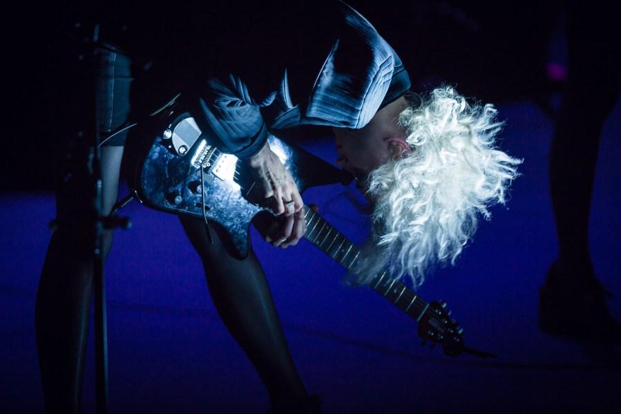 Vivid Live 2014 : St. Vincent