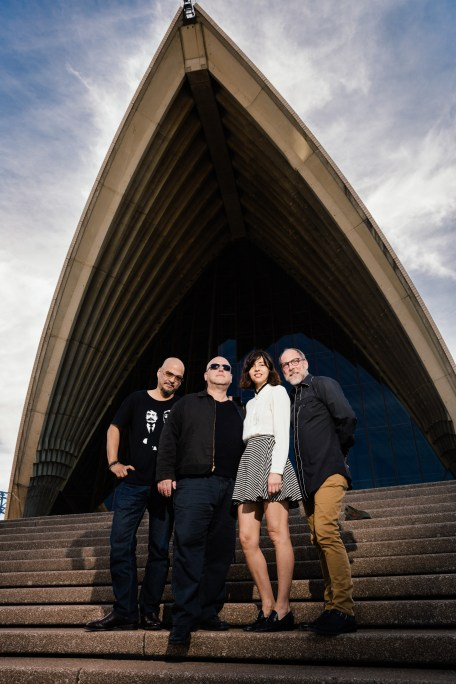 : The Pixies at Sydney Opera House