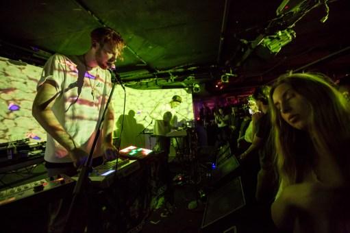 Vivid Sydney 2014 : Fishing Album Launch