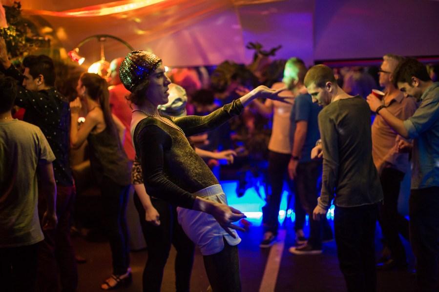 VIvid Sydney 2014 : The Argyle
