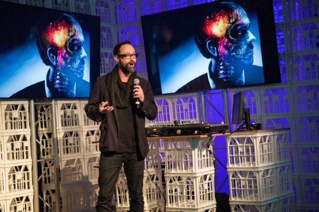 Vivid Sydney 2014 : Idea Bombing - Vivid Ideas