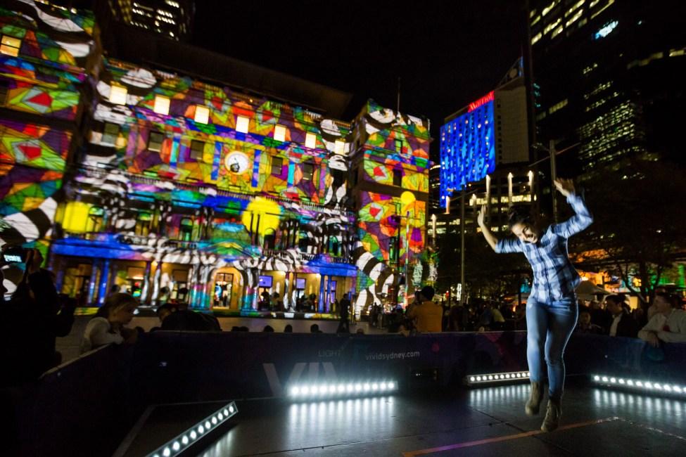 Vivid Sydney 2014 : Play Me