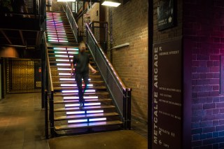 Vivid Sydney 2014 : Step Lightly