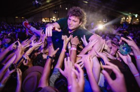 Brisbane Laneway Festival 2015 : Mac Demarco RNA Showgrounds Brisbane