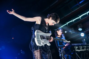 Brisbane Laneway Festival 2015 : St Vincent RNA Showgrounds Brisbane